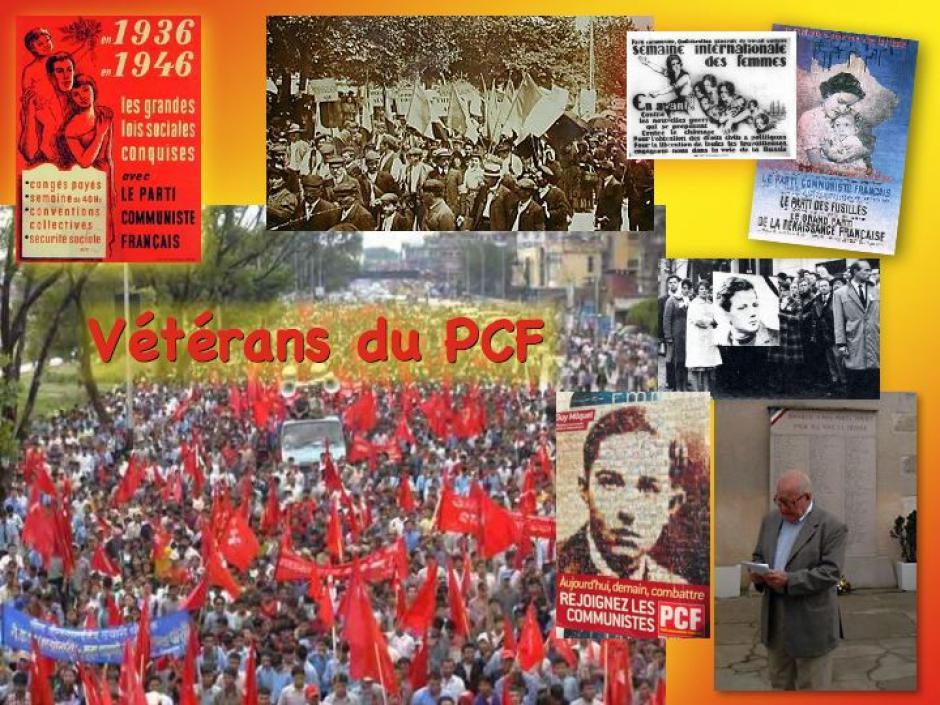 Assemblée générale des vétérans du PCF 66 et de la mémoire militante