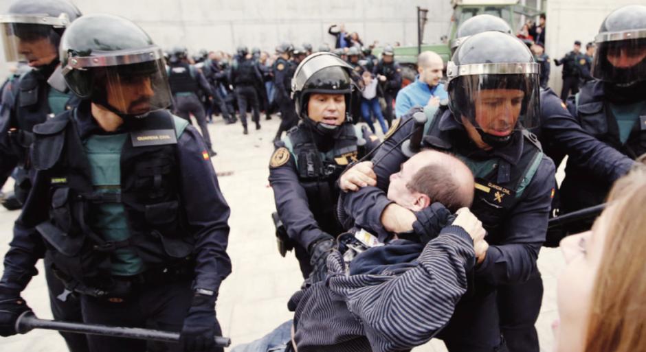 Espagne. L'Europe appelle au dialogue