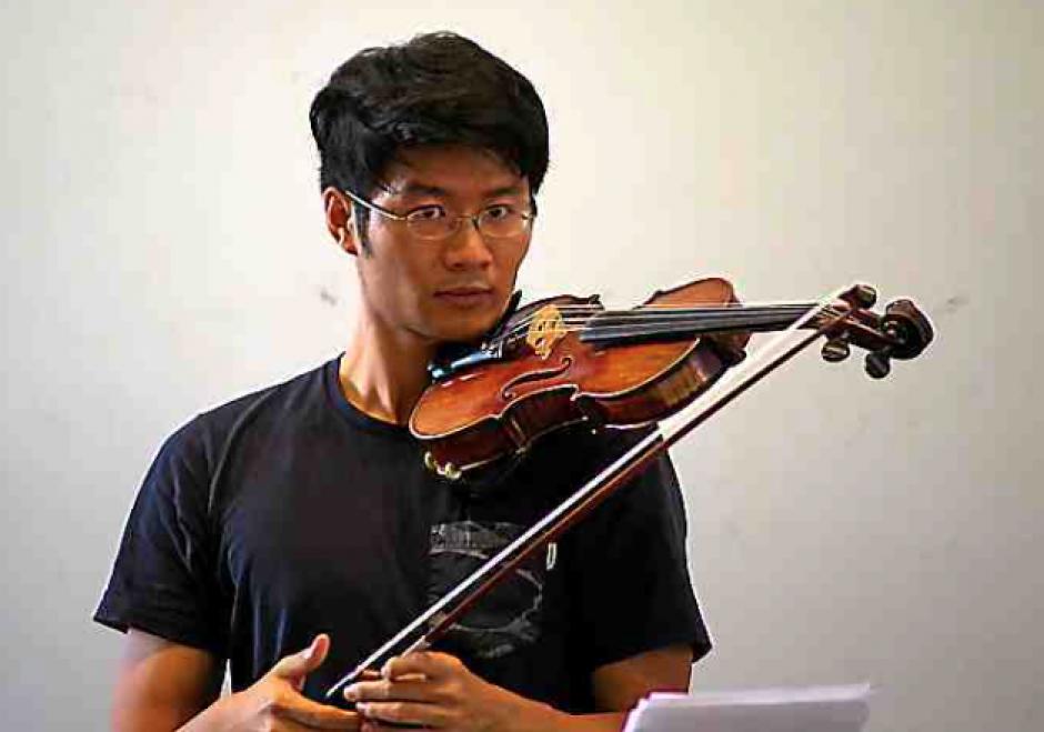 Prades. Jouez violons, cors et hautbois !