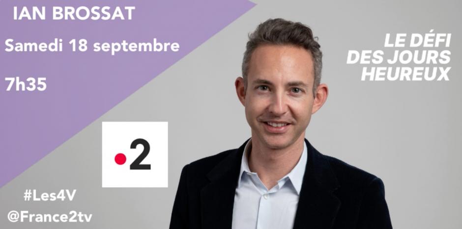 Ian Brossat invité des 4 Vérités Sur France 2