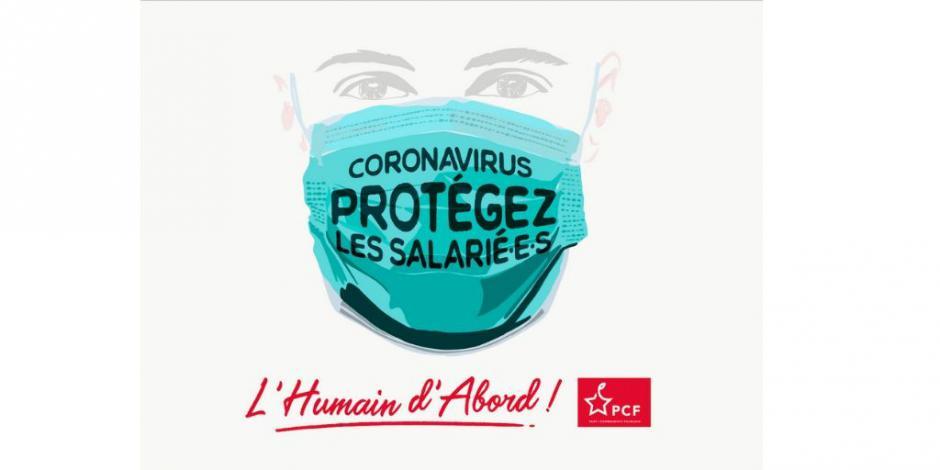Le coronavirus, une pandémie pas une « guerre »