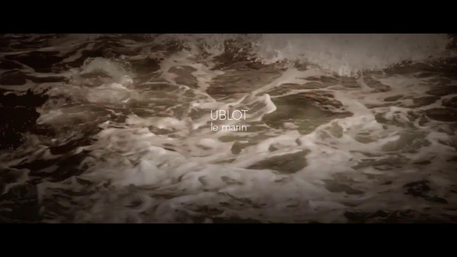 Ublot. Projection du clip « Le Marin »