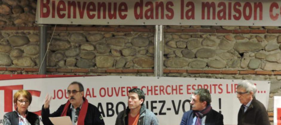 Vœux des communistes des Pyrénées-Orientales