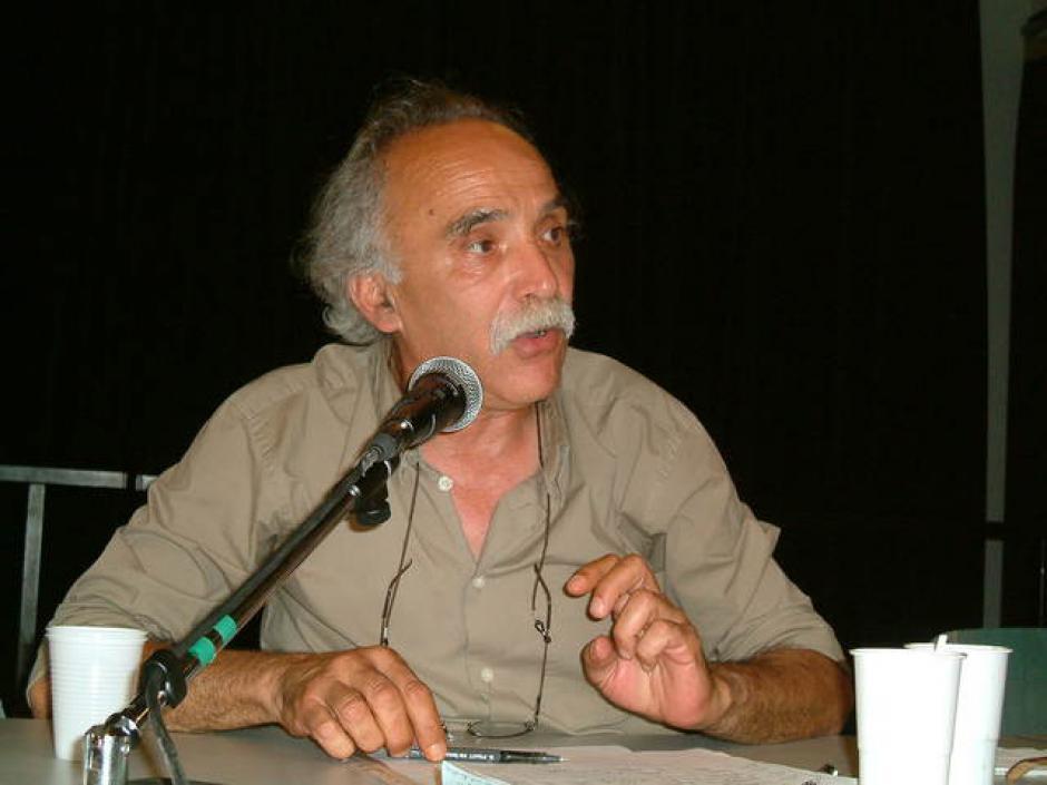 Collectif 66 Paix et justice en Palestine. Meeting avec Michel Warschawski