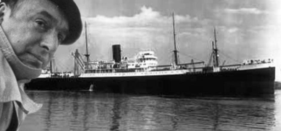 Le Winnipeg 1939 ou « La traversée solitaire »