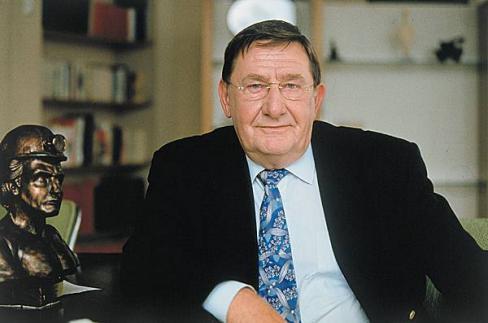 Pierre Laurent salue la mémoire de Louis Viannet