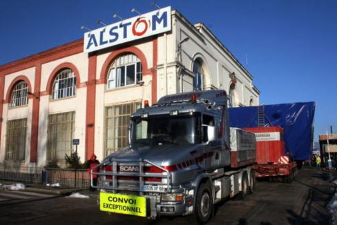 A propos de la visite de Bruno Le Maire à Belfort sur le site d'Alstom